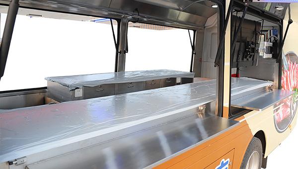 8米餐车ZK5085XCC5