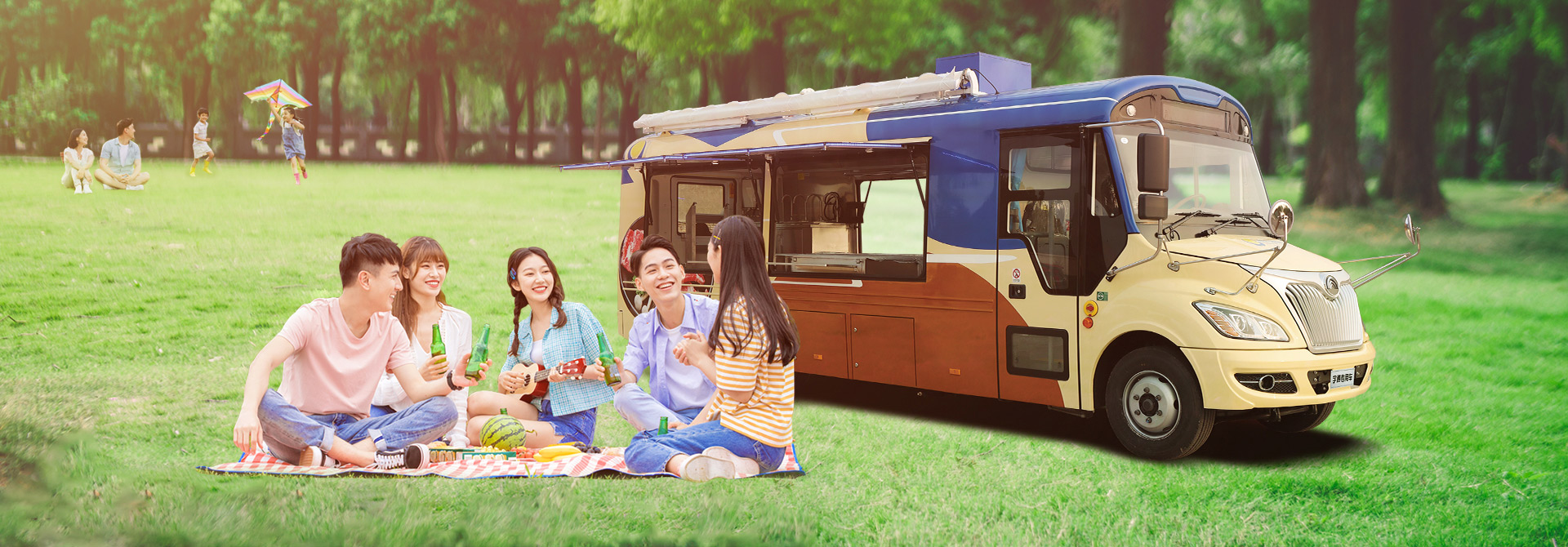 餐车banner1