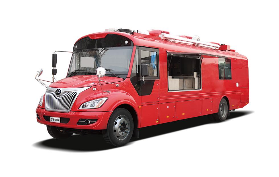 10米餐车ZK5110XCC6